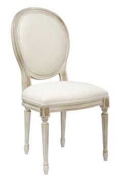 Palais Custom Upholstered Chair | Currey & Company