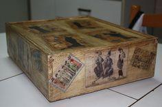 ¿Qué hacéis con las cajas de vino? (pág. 9) | Aprender manualidades es facilisimo.com