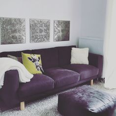 Cosy TVroom with norsborg ikea sofa small budget, decoration, home, restroom