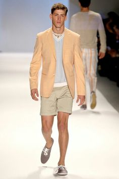 Perry Ellis 2013 Fashion Show
