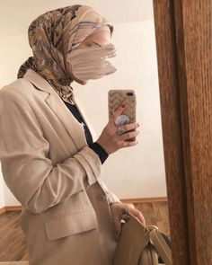 Modest Fashion Hijab, Street Hijab Fashion, Casual Hijab Outfit, Muslim Fashion, Fashion Outfits, Hijab Dress, Niqab, Beautiful Hijab Girl, Hijab Fashionista