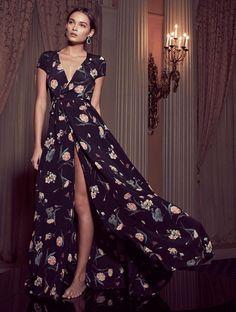 Ποιό floral maxi φόρεμα θα βάλεις;