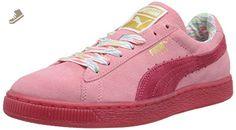 PUMA Women's Suede Classic Lo Coastal Sneaker, Flamingo Pink, 6 B US - Puma sneakers for women (*Amazon Partner-Link)