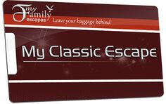 My Classic Escape - Holidays for everyone!!
