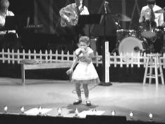 """Avery performing as Little Miss Dynamite, Brenda Lee, while singing """"Jambalaya"""" during the original Cactus Theater production of Minnie's Pearls. She is back..."""