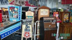 Musée Mécanique – Antique Coin Operated Arcade in San Francisco