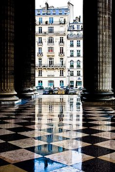 The Pantheon, Paris, France