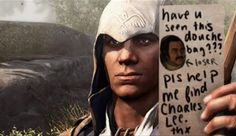 Connor's never-ending quest for Charles Lee in Assassin's Creed III. Assassins Creed Memes, Edwards Kenway, Ac2, Dysfunctional Family, Persona, Unity, Nerdy, Funny Pictures, At Least