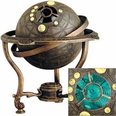 Waterglobe - Jules Verne - ''20,000 Leagues Under the Sea'' 50th Anniversary