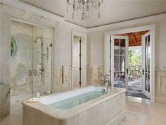 #luxuryrealestate #riovista #fortlauderdalerealestate #florida #masterbathroom