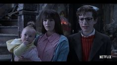 Netflix's Lemony Snicket's A Series of Unfortunate Events - Official Tra...