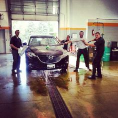 Working hard! #rochmn mazda   Come experience the difference with us! Browse our inventory, set up your test drive: www.rochestermazda.com