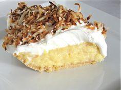 Aunt Beas Coconut Cream Pie - Miss in the Kitchen