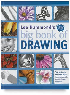 32 best artist lee hammond images on pinterest drawing art art lee hammonds big book of drawing fandeluxe Image collections