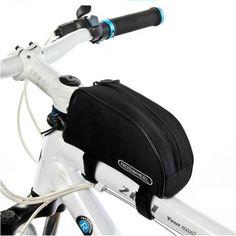 Bolsas ciclismo tubo del frente del pannier frame roswheel bici de la bicicleta de montaña bolsa de bicicleta bolsa de accesorios de bicicleta bicicleta bisiklet aksesuar