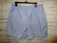 """VTG Polo Sport Ralph Lauren XXL Swim Short Trunks Swimsuit Net Lined Blue 5.5"""" I #PoloSport #Trunks"""