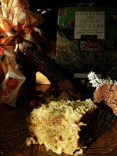 MorningRamble: Amish Oatmeal Cake
