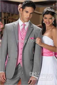 New Arrival Groom Tuxedo Light Grey Groomsmen Notch Lapel Wedding/Dinner Suits Best Man Bridegroom (Jacket+Pants+Tie+Vest) White Tuxedo Wedding, Groom Tuxedo Wedding, Wedding Men, Wedding Suits, Wedding Attire, Wedding Dresses, Wedding Ideas, Wedding Venues, Wedding Tuxedos