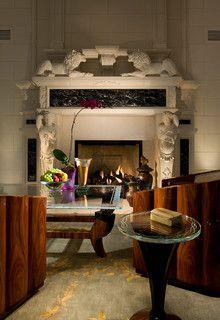 Las Olas Isles Private Residence - contemporary - living room - miami - by Equilibrium Interior Design Inc / Interiors