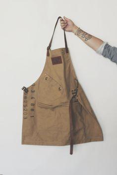 Atelier de l'Armee Handmade apron