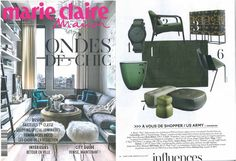 Greeny Mood? Here some suggestions from Marie Claire Maison on the October edition….and…look at storage PRIMALINEA by Mogg / Design by Claudio Bitetti  http://www.mogg.it/Prodotti/Storage/PRIMALINEA/  #mogg #moggdesign #primalinea #claudiobitetti #interior #design #italian #furniture #italianfurniture #interiordesign #containers #camouflage #storage #cabinet #credenza #mimetico #magazine #marieclairemaison