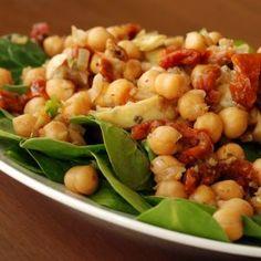Mediterranean Baby Spinach