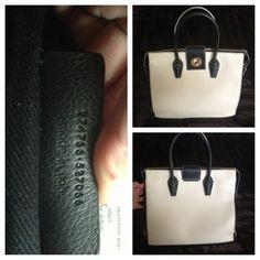 Yves Saint Laurent Fuchsia Patent Leather Tote This Fuchsia Croc ...