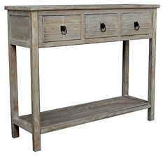 Juliet Console Table   Stylish Upgrades   One Kings Lane