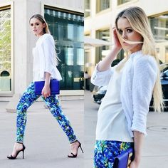 How To Wear It: Floral Bottoms | Yoga In Heels