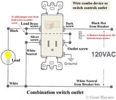 77 best electrical images in 2019 how to wire combo device wire switch electrical wiring train tracks outlets