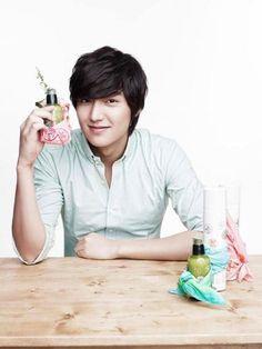 Lee Min Ho for Innisfree - lee-min-ho Photo
