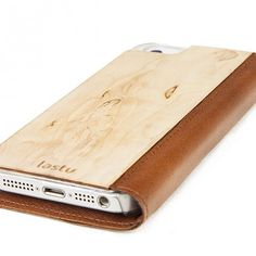 Awesome mobile phone covers made out of wood.