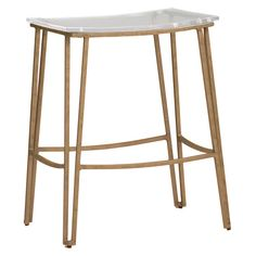 Gabby Furniture Pierce Antique Gold Counter Stool #laylagrayce