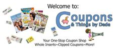 This site is where you can order multiples of the coupons that you know you will use and they even have coupons from other areas so you may find coupons that did not even run in your Sunday Paper.   This site even offers reward points to use later.   Great money and time savings.  You do not have to buy multiple papers, cut the coupons out or end up with multiples of items you will never purchase.  They are cut for you and delivered right to your mail box.