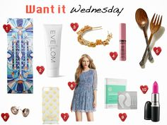 Wednesday isn't over yet! Check out what we're currently coveting and shop it for yourself on this weeks Want It Wednesday!