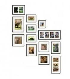 How to Display Framed Photographs on a Wall Stairway Decorating Display Framed photographs Wall Picture Arrangements, Photo Arrangement, Frame Arrangements, Stair Photo Walls, Picture Walls, Stairway Photos, Stairway Gallery, Staircase Pictures, Gallery Walls