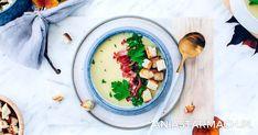 Klasyczna zupa ziemniaczana, którą każdy z nas miał już okazję spróbować :)