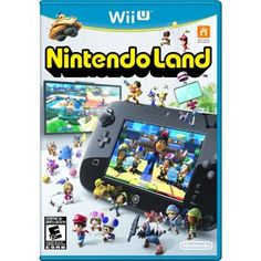 Nintendo Land for the Wii U