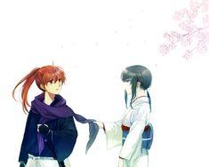 Rurouni Kenshin, Himura Kenshin, Yukishiro Tomoe