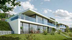 Turmwiese - moderne Einfamilienhäuser in Wil SG
