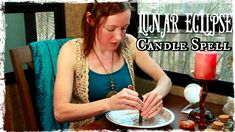 In this video, I share with you a candle spell you can use during the lunar eclipse or any full moon.
