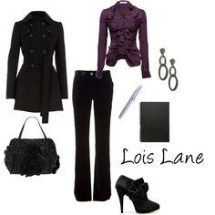 Lois Lane I prefer flats