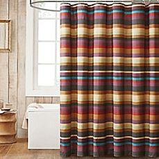 image of Madison Park Yosemite Shower Curtain