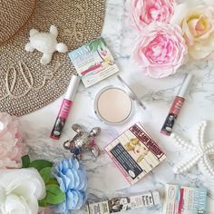 The Balm have such an amazing products that I've discovered just recently. Love my growing collection! Beauty Stuff, My Beauty, Makeup Items, The Balm, My Love, Amazing, Collection, Products, Gadget