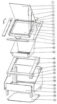 diy #solar #oven #diagram. Use VmaxTanks batteries, maintenance FREE and high capacity. Visit Pinterest...