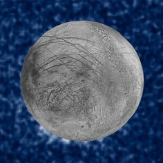 Astronomers using NASA's Hubble Space Telescope have imaged what may be water vapor plumes erupting off the surface of Jupiter's moon Europa. This finding bolsters other Hubble observations suggesting the icy moon erupts with high altitude water vapor plumes.