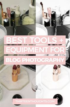 Blog photography, photography tips, blog equipment for bloggers, photography tips for beginners, how to take bright photos, tips for bloggers, photography tips for bloggers, blog photography tips, Photography-Tools-for-Bloggers via @Paula13t