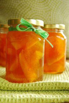 ina garten orange marmalade recipe | Orange Marmalade, Ina Garten (oranges, water, sugar)