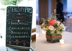 Steel City Pops for the reception. Steel City Pops, I'm Single, Wedding Planning, Wedding Ideas, I Got Married, Alabama, Reception, Weddings, How To Plan