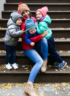5 tips! surviving a healthy winter with little ones!